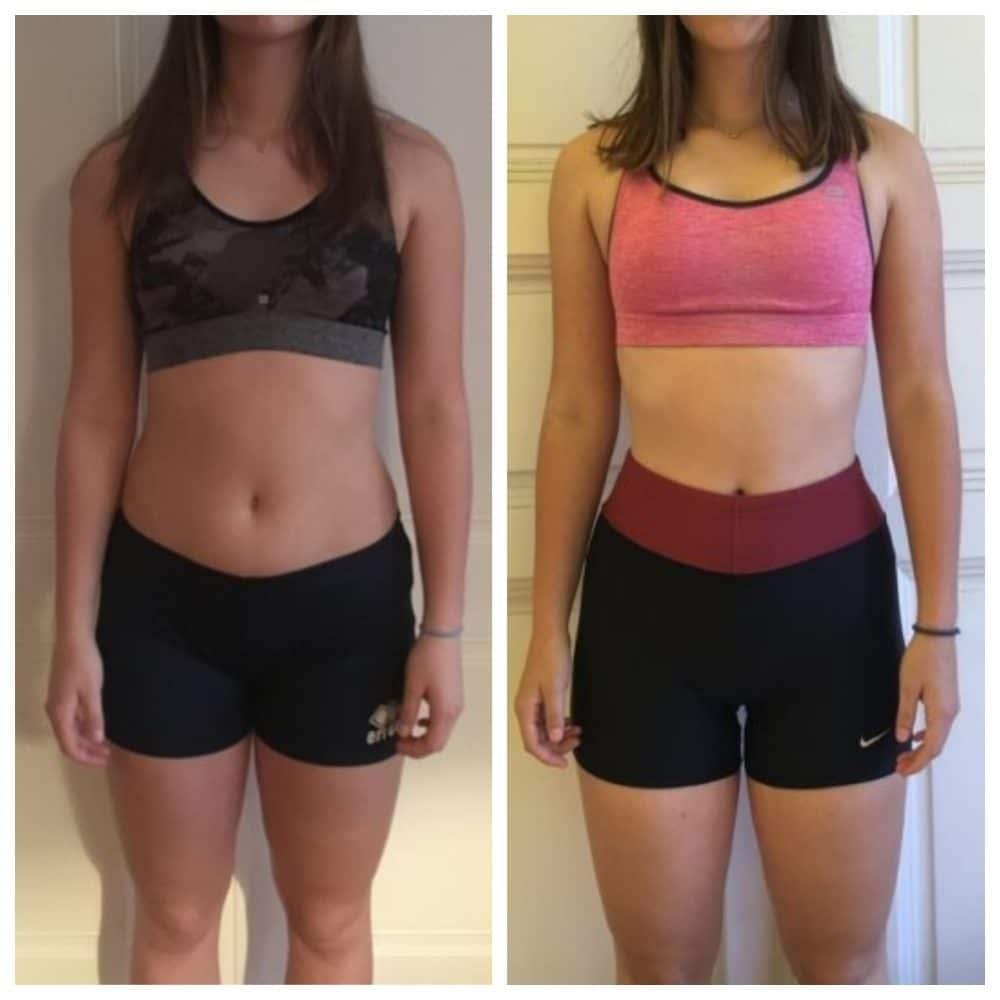 2 hónapos fogyás haladás)
