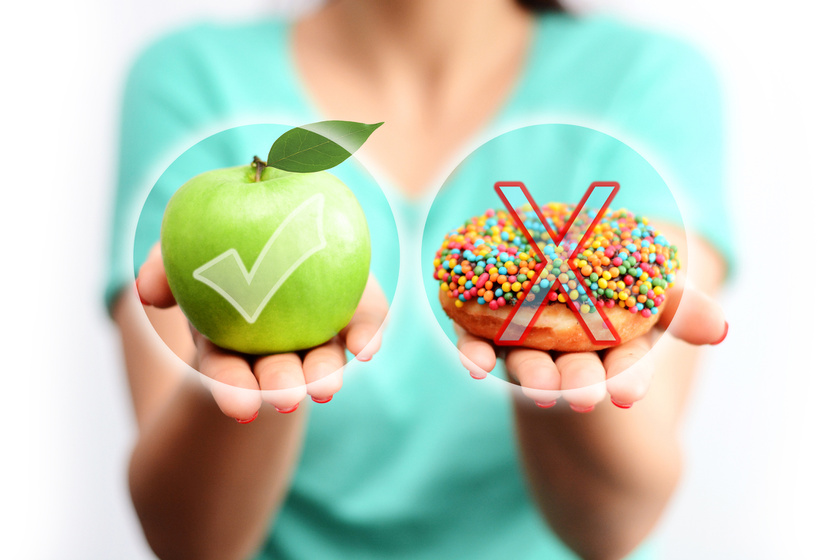 a cukor kiküszöbölése segít a fogyásban