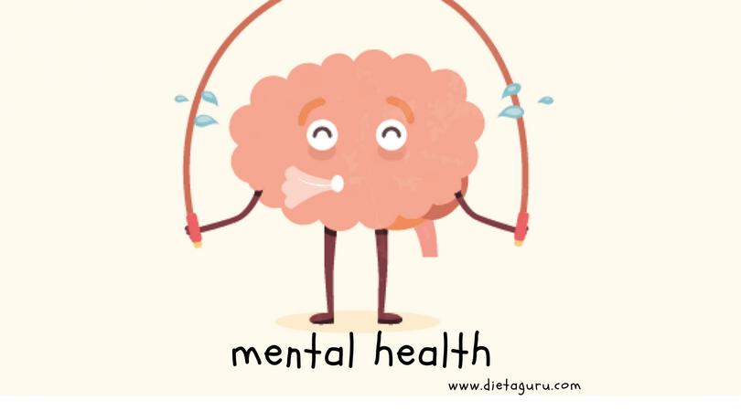 a fogyás mentális
