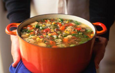 Zsírégető leves minden napra – gyors fogyást ígér, a 7 napos zsírégető program!