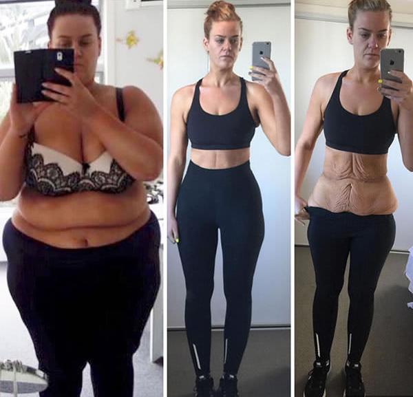 4 kg súlycsökkenés egy hónap alatt