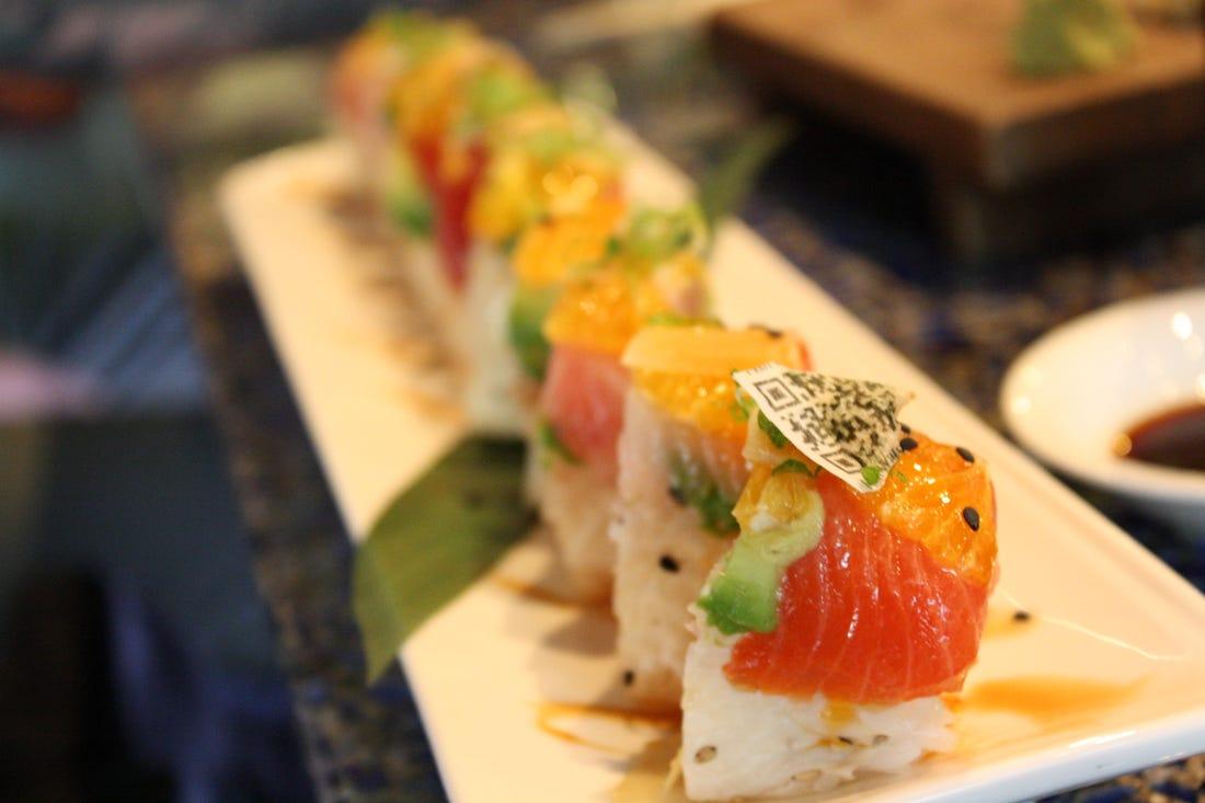 sashimi jó zsírégetést fogyni lila sárgarépa