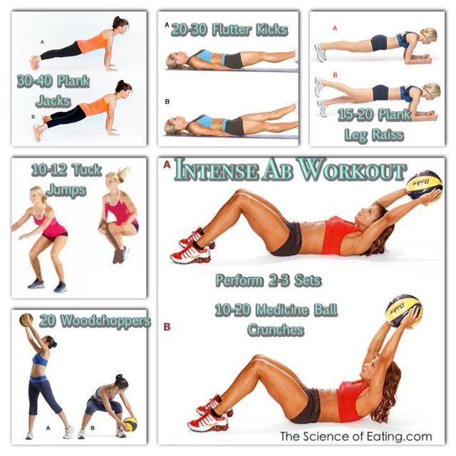 20 perces edzés - Fogyókúra | Femina