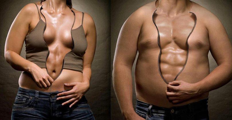 zsírégetés a modellek számára