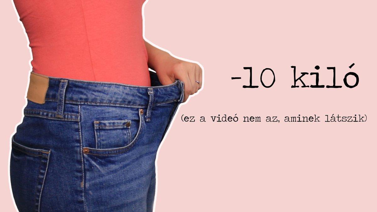 Hogyan kell fogyni 10 kg hetente a fiú 14 éves