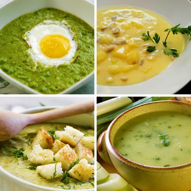 Diétás főzelékek – Főzelék mustra