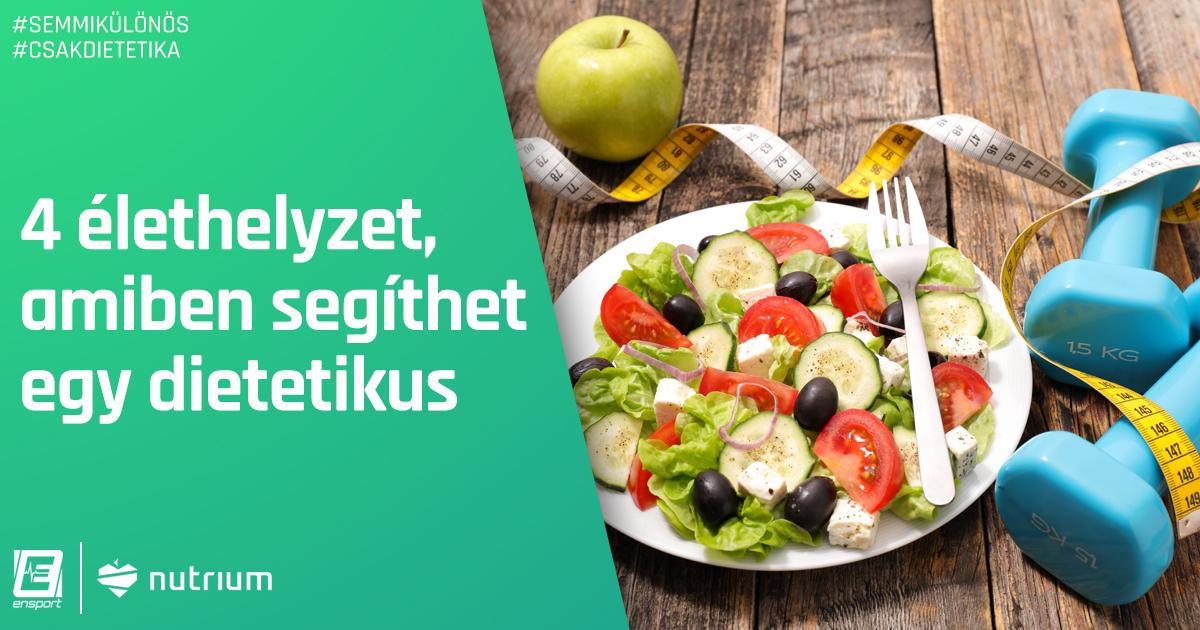 dietetikus segít a fogyásban
