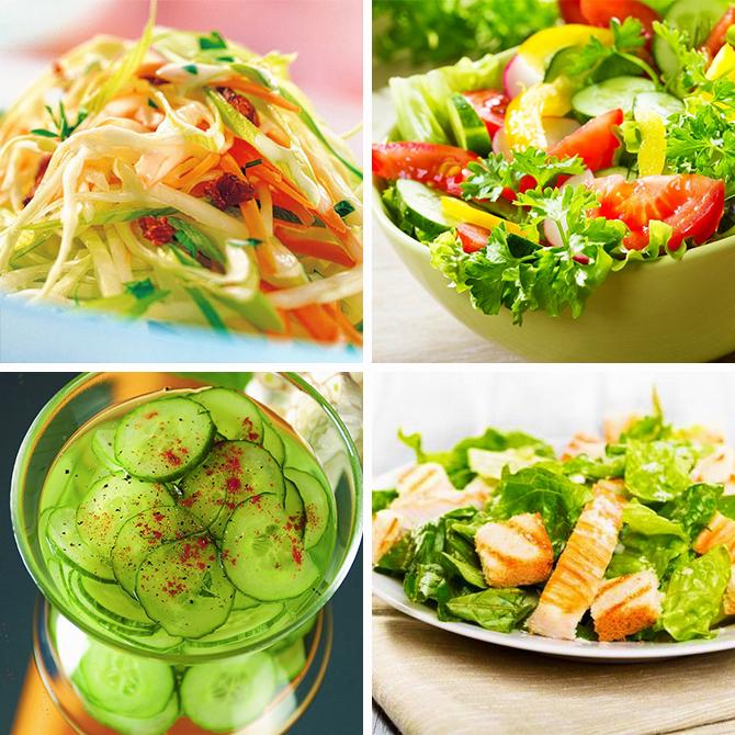 A 25 legjobb fogyókúrás étel