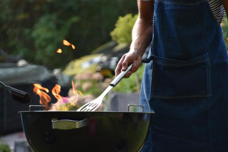 fogyni grillezés