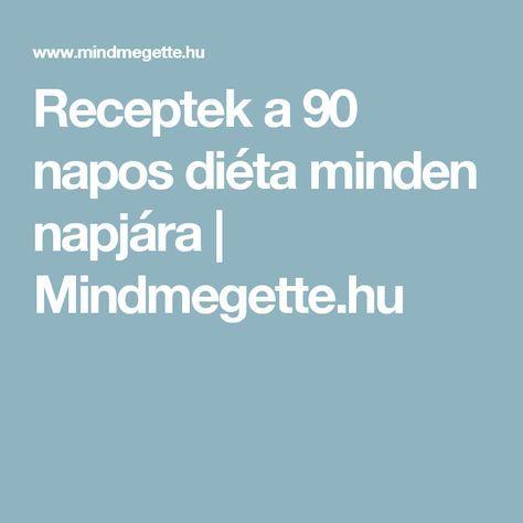 9o napos diéta)