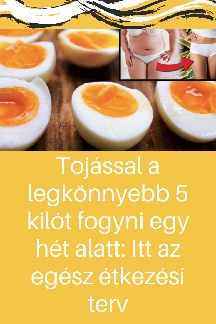 tojás diéta recept)