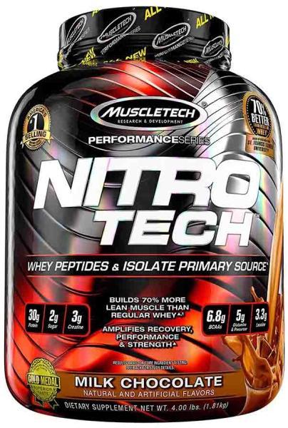 nitro tech savó a fogyáshoz