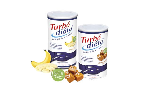 Étkezéshelyettesítő fogyókúrás turmix, BANÁN, 525 g