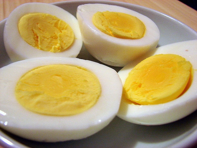 tojás diéta recept