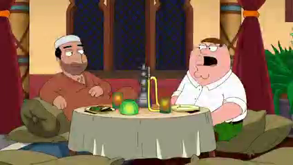 Peter Griffin lefogy