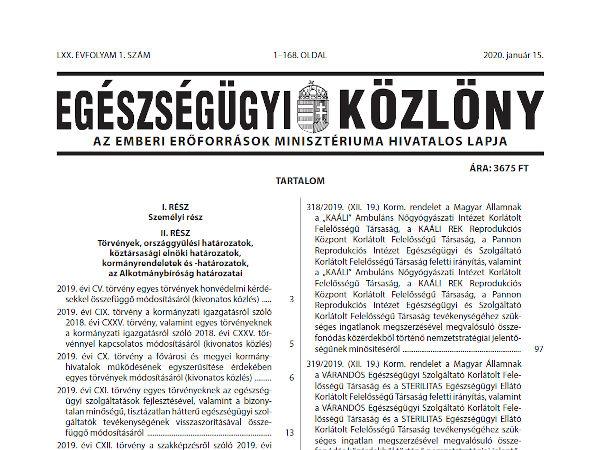 Ezek a legveszélyesebbek a magyarokra - HáziPatika
