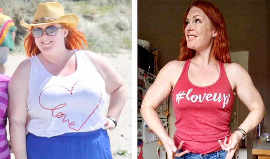 Egy hónap alatt 7 kilót fogytam, összesen 70-et. Így csináltam