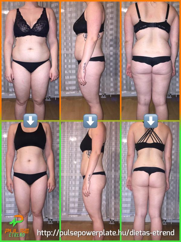 hogyan lehet lefogyni 22 kg súlyt)