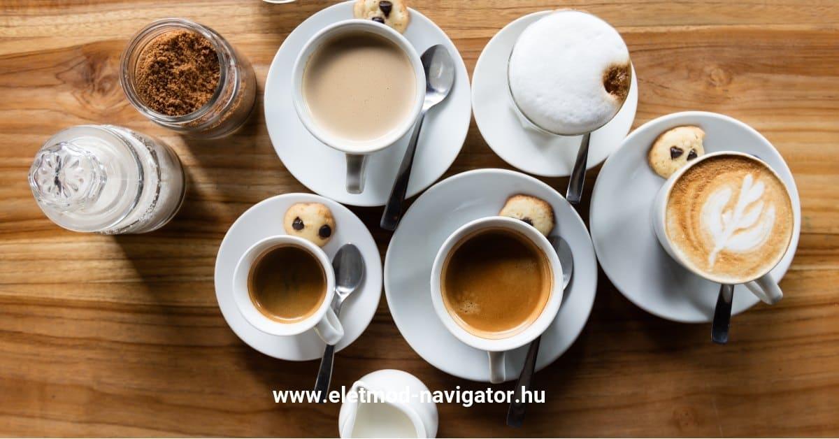 kávé okozhat fogyni)