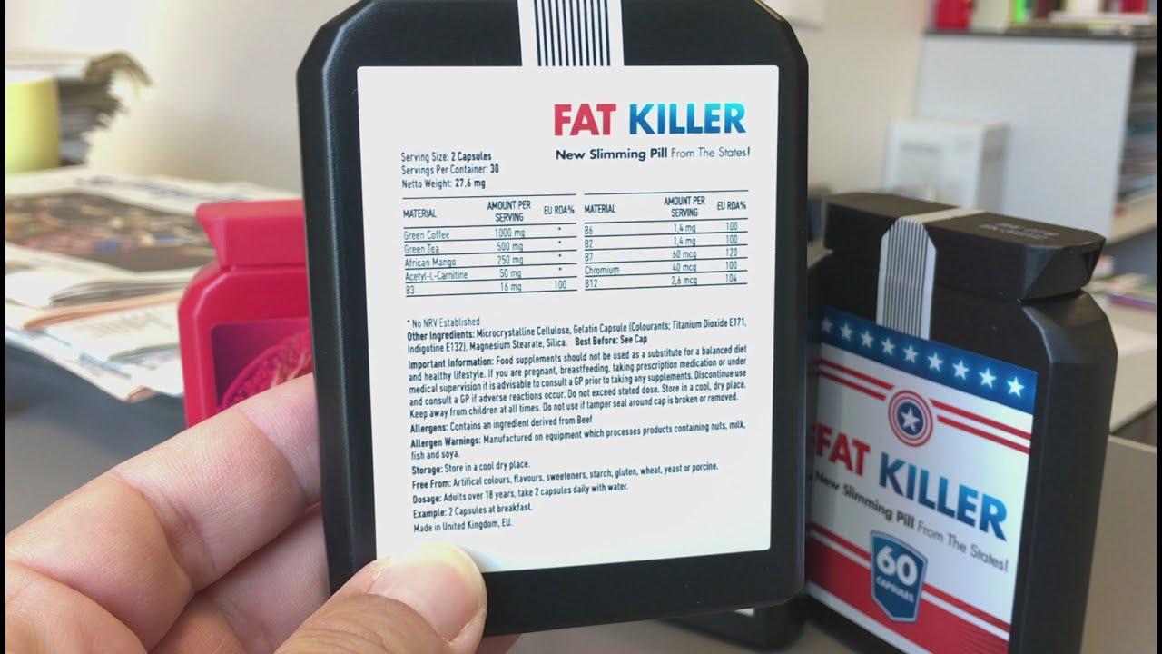 fatkiller apotheke)