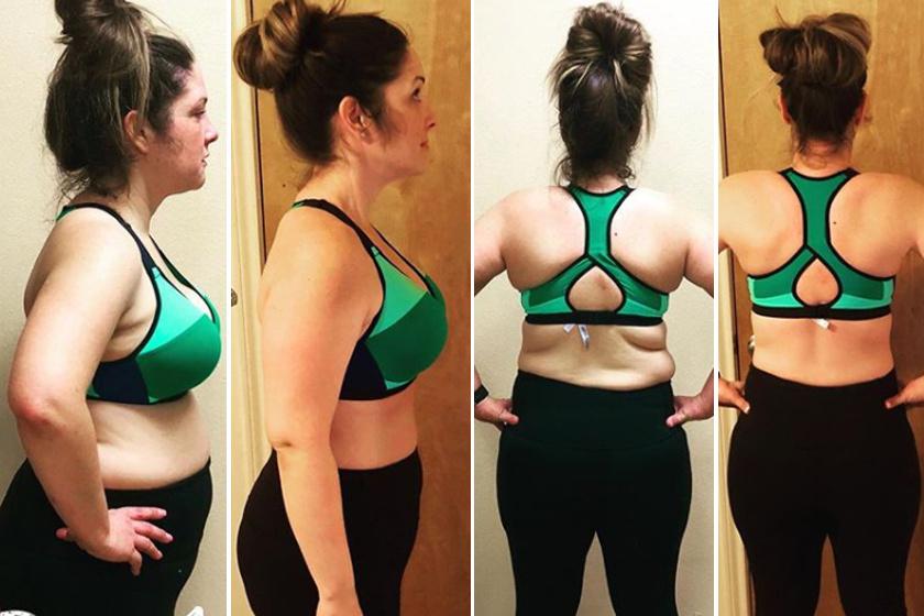 Fogyni a hat hónap, hogy 20 kg