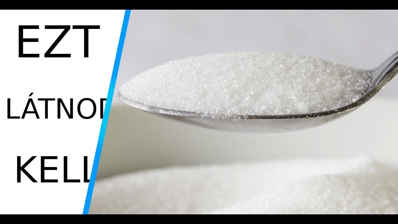 fogyás cukor iránti vágy)