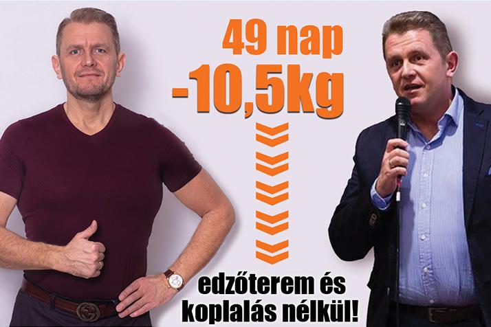 fogyás fickó 35 kg súlycsökkenés 3 hónap alatt