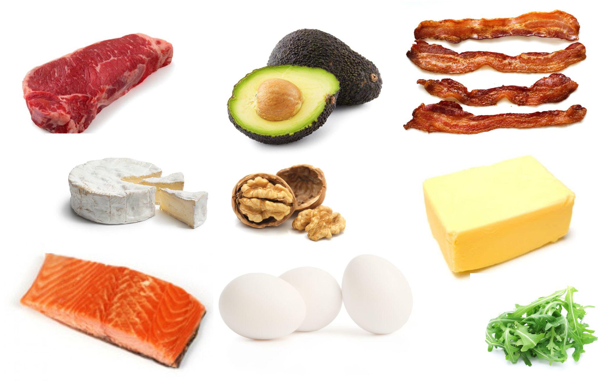 fogyás ketogén diétával