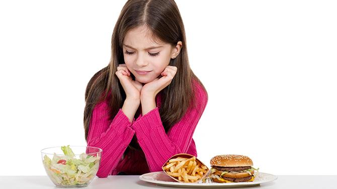 Diéta gyerekeknek avagy miért kövér a gyerekem? - Diet Maker
