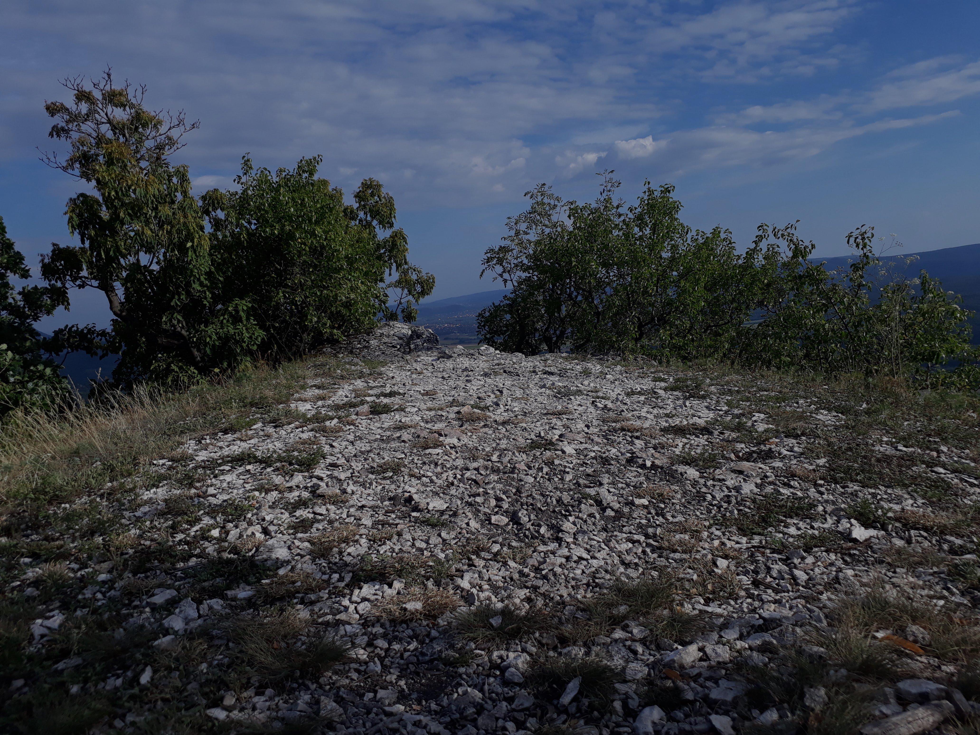 újból fogyás sziklás hegy
