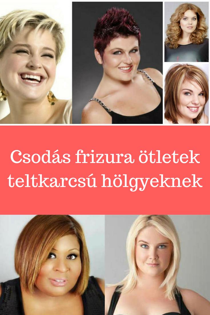 Frizurák teljes kör alakú arcokra - 60 legjobb ötlet a plusz méretű nők számára - Arc Alakja