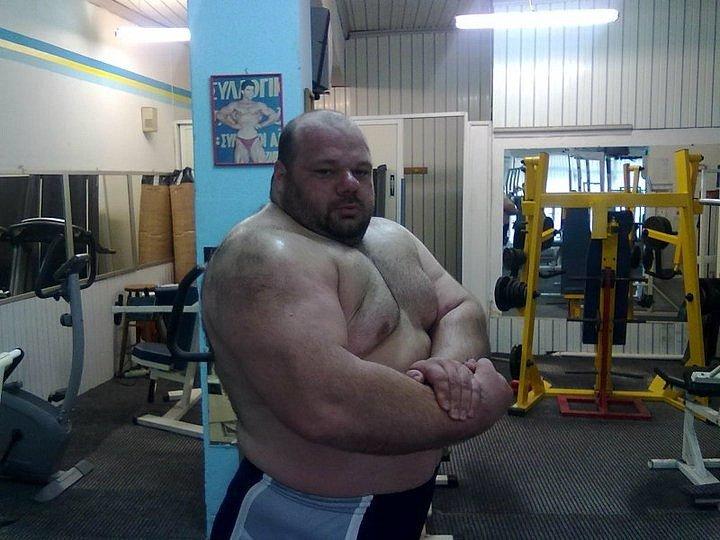 kövér veszít férfi
