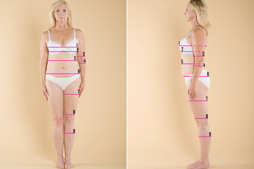 súlycsökkenés a mérések során)
