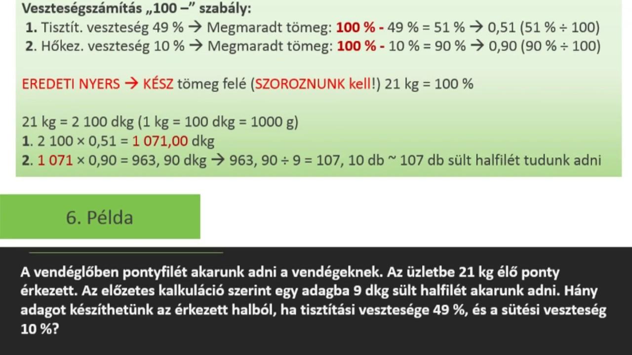 tömeg veszteség hidroxizin)