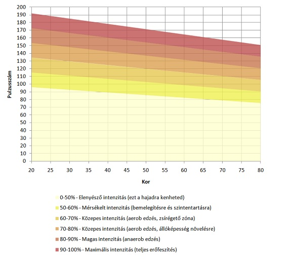 zsírégető táblázat)