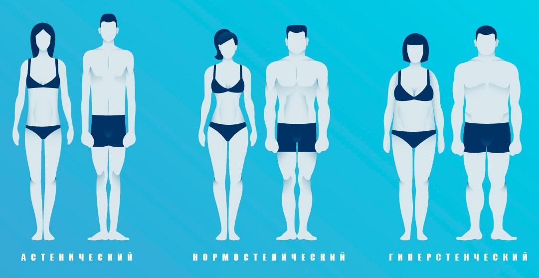 négy testtípus fogyás