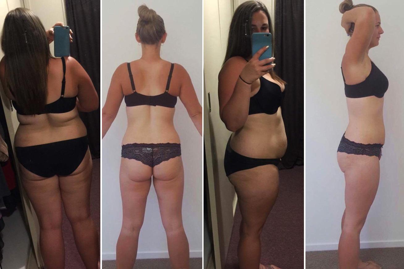 1 hónapos zsírégetési átalakulás)