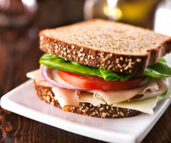egészséges szendvicsek fogyás)