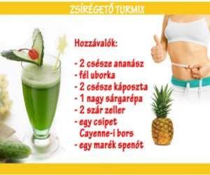 a zeller természetes zsírégető
