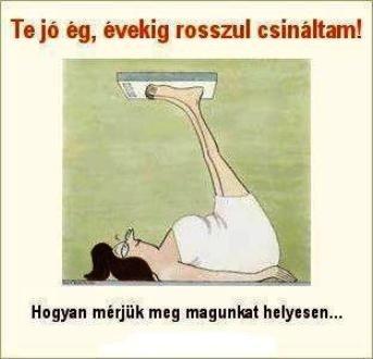 fogyás vicces képek)