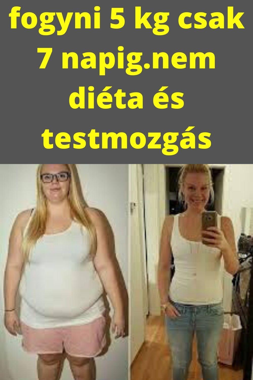 fogyni 5 kg)