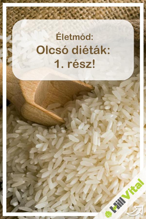 fogyás rizzsel gyorsan