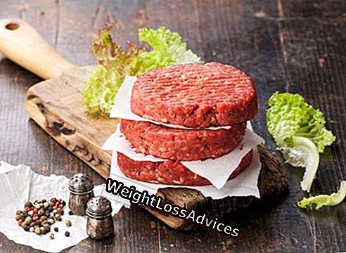 fű táplált marhahús fogyás