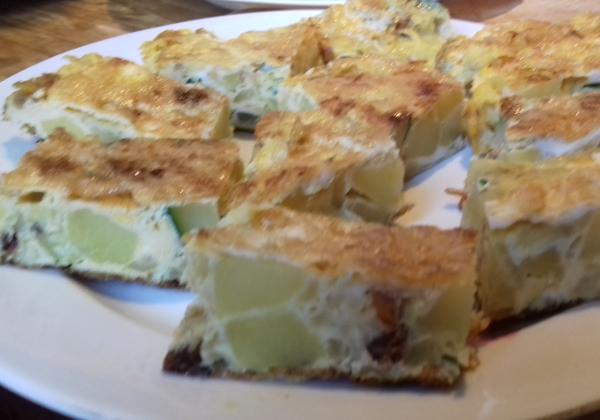 Frittata, az olasz omlett RECEPT