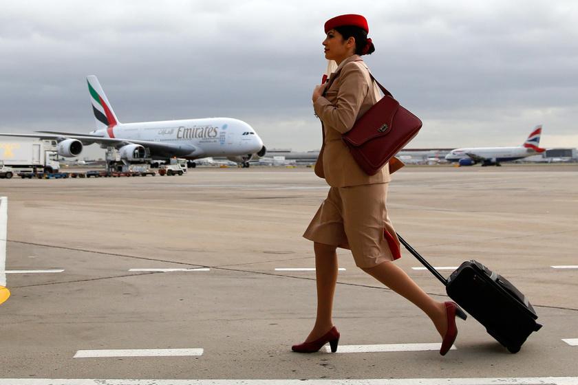 13 érdekes kérdés a repülésről egy légiutaskísérőhöz - Tomor Anita