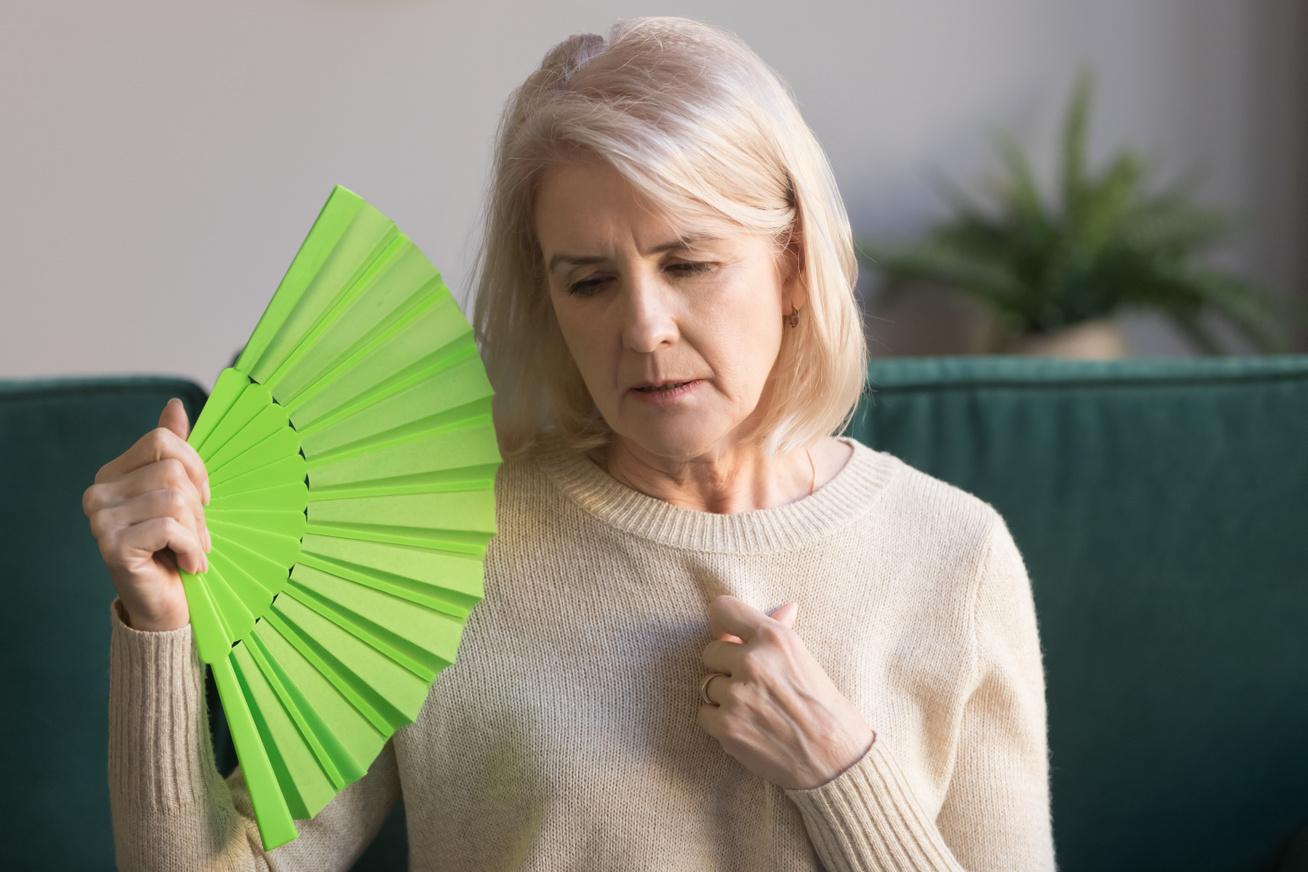 fogyni segít a menopauza