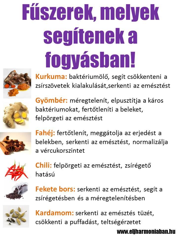 fűszeres a fogyáshoz)