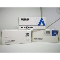 Tabletta Hubei-Anavar (Oxandrolone) 50 tabs (10 mg/lap)