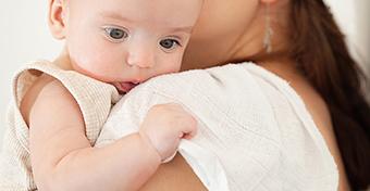 reflux fogyás csecsemő